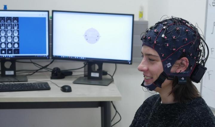 64 Channel Wireless Electroencephalogram - EEG